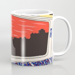 View from London Jubilee Line Coffee Mug