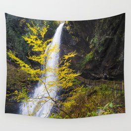 The summer ends  Wall Tapestry