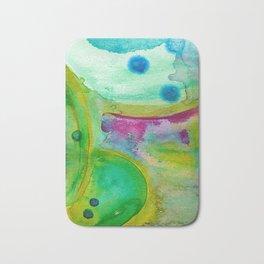 bright soul Bath Mat