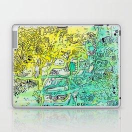 Water color 1 Laptop & iPad Skin
