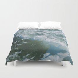 Ocean Waves Duvet Cover