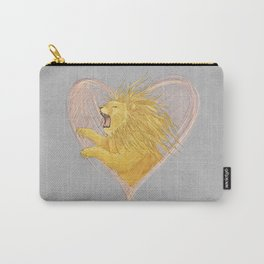 Lionheart Carry-All Pouch