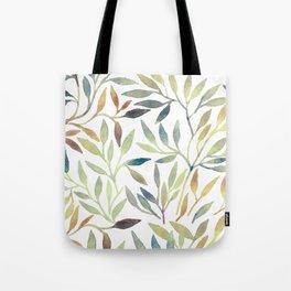 Leaves 5 Tote Bag