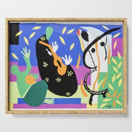 Henri Matisse Sorrow of the King, 1952 , Artwork Design, Poster Tshirt, Tee, Jersey, Postcard Serving Tray
