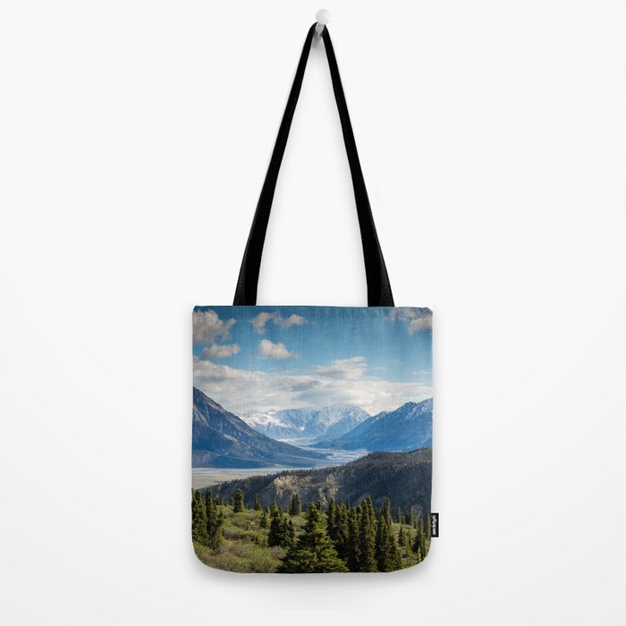 Mountain Landscape # sky Tote Bag