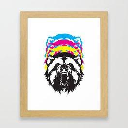 CmyKodiak Framed Art Print