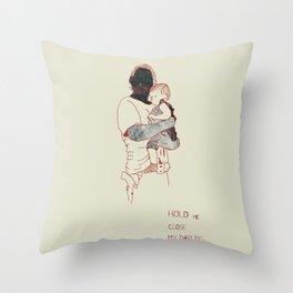 Rick & Judith Throw Pillow
