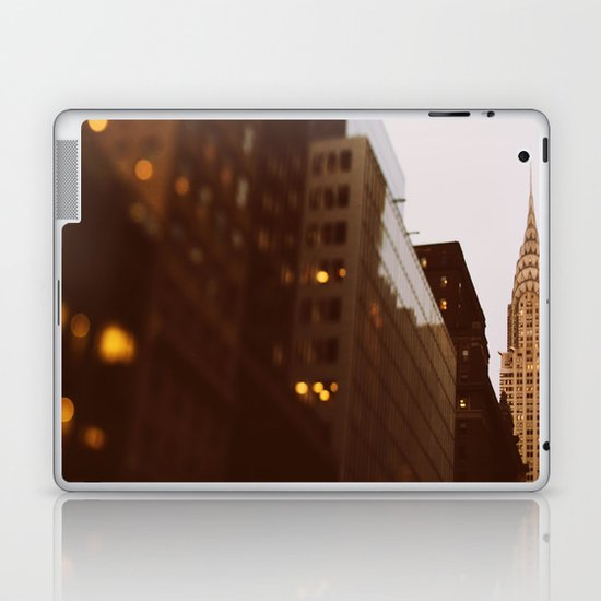 Bright Lights, Big City Laptop & iPad Skin