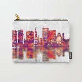 Gdansk Poland Skyline Carry-All Pouch