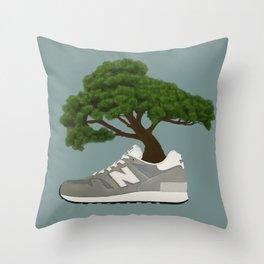 CLASSIC DUO Throw Pillow
