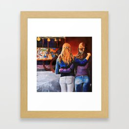 Le Giare / The Jars Framed Art Print