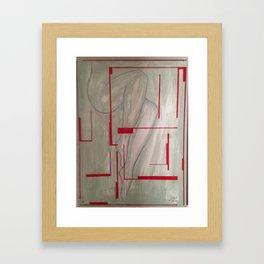 Sisters 2 Framed Art Print
