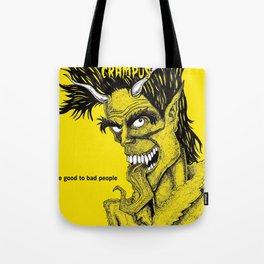 The Crampus Tote Bag