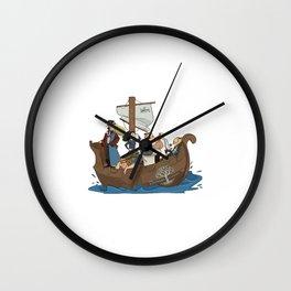 The Southern Sassenachs Wall Clock
