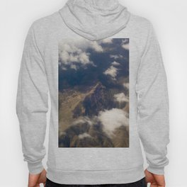 Mountains behind Clouds Hoody
