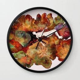 Rusalka Wall Clock