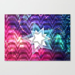 Energy Star Canvas Print