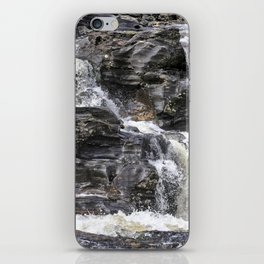 Water being the source. Glen Orchy iPhone Skin