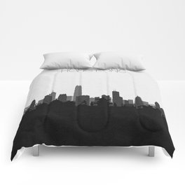 City Skylines: Hong Kong Comforters