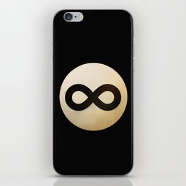 Infinity Ball iPhone Skin