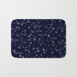 Space horoscop Bath Mat