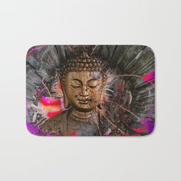 Dreaming Buddha Bath Mat