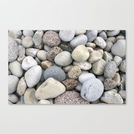 Pebble Canvas Print