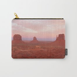 Monumental View Carry-All Pouch
