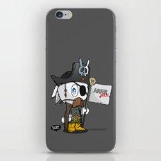 Steal like an artist iPhone & iPod Skin