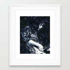 Guitar Legend 1 Framed Art Print