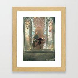 A New Court Framed Art Print