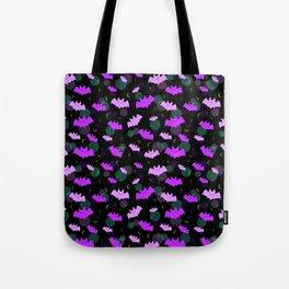 Pastel Bats Tote Bag