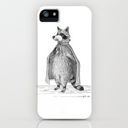 Super Raton iPhone Case