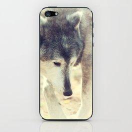 Wolfs Beauty iPhone Skin