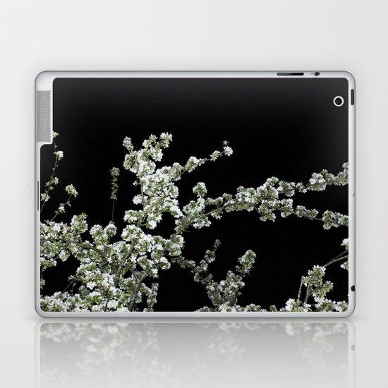 Night Blossom Laptop & iPad Skin