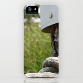 Knotted Rope iPhone Case