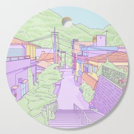 Another everyday place in Japan Cutting Board