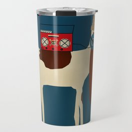 bootleg beagle  Travel Mug