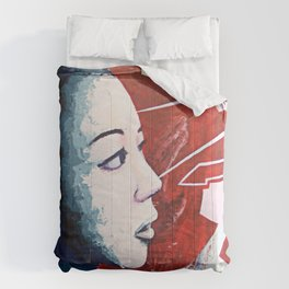 Expectativa. Comforters