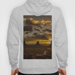 Monument Valley - Vivid Sunrise Hoody