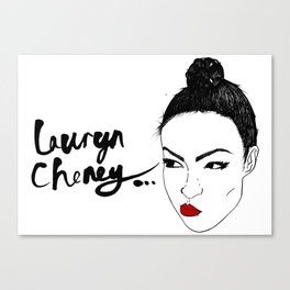 LAURYN CHENEY COLLECTION Canvas Print