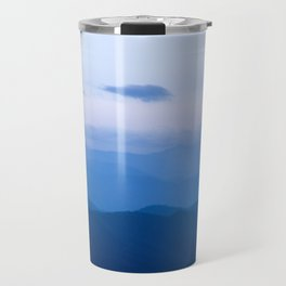 Smoky Mountain Blue Travel Mug