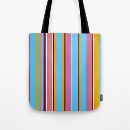 Stripes-011 Tote Bag