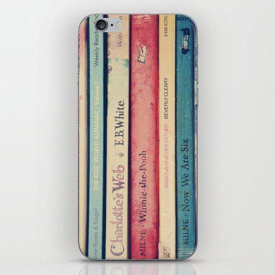 Childhood  memories iPhone & iPod Skin