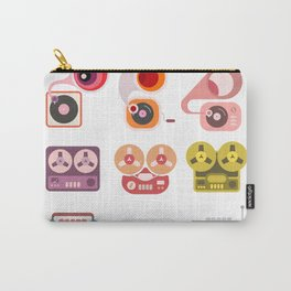 Gramophones and Tape Players Carry-All Pouch