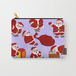 Santa's duties Carry-All Pouch