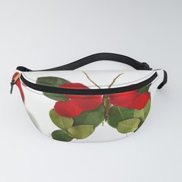 Butterfly-Rose Fanny Pack