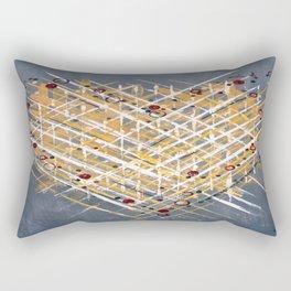 :: You Knit Me Together :: Rectangular Pillow