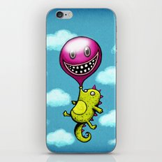BubbleCroco iPhone & iPod Skin