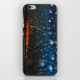 Beauty By the Square Inch  - Remnants of Orange iPhone Skin